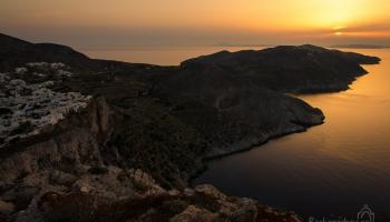 západ slunce odtud nebude mít chybu. Pokud si zrovna nevyberete den, kdy sluníčko skončí v oparu na horizontu :)
