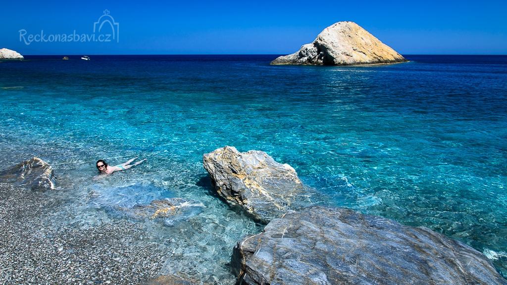 smaragdová perla ostrova Folegandros za to rozhodně stála! Co říkáte?