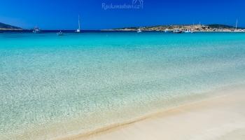 pláže jako z Karibiku - to je Koufonisia!