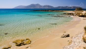 druhá písečná kráska - Finikas beach