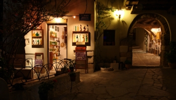 noční toulání uličkami, to je vždy největší romantika každého fotografa :) (foto: Radek66)