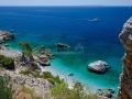 nejopuštěnější pláže naleznete na jihu ostrova. Tuto jsme nezdolali :(