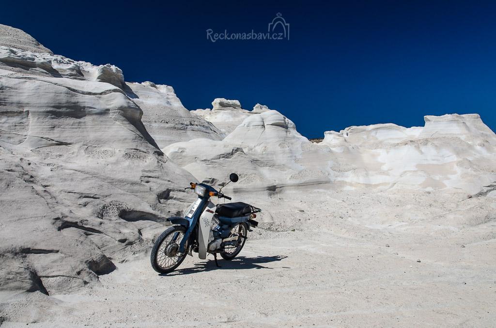 na Měsíc můžete na motorce
