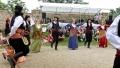 Taneční skupiny Prometheus a Antigoni předvádí tance z oblasti Ponti