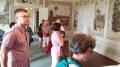 Komentovaná prohlídka hradu Veveří byla součástí programu