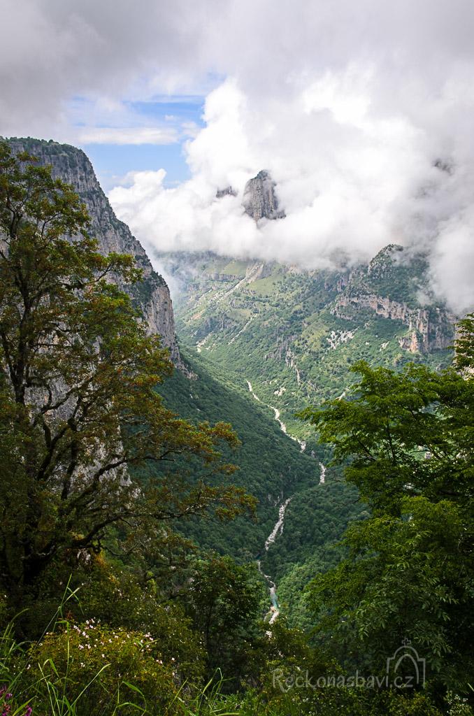 příroda, která v Řecku nemá konkurenci! Děkujeme Zagori!