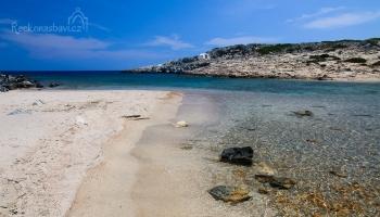 skrytý ráj na JV ostrova - Aghios Fokas