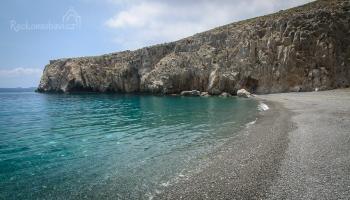 pláž Aghios Ioannis