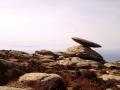 na západní hřebenovce najdete prapodivné kameny, jak z jiného světa... Foto © angelos ka