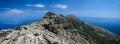 před vrcholem Tsolias docházejí Peťuli pomalu síly... v tom horku je tu každý kilometr pěkná dřina!