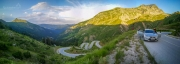 I přes zmiňovanou poruchu v Maďarsku, která se mohla stát úplně kdekoliv, jsme nakonec najeli 4.000km. Projeli jsme úžasná řecká horská pohoří. Na fotce Tzoumerka!