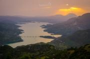 jezero Kremasta - Evritania
