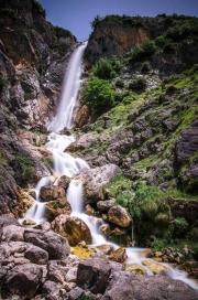 vodopády -Tzoumerka