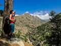 Výhled na Chalares kaňon