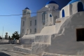 Největší kostel Chory - Evangelismos church