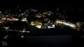 Noční pohled na novější část Chory