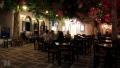"""Kafenion """"H Nios""""... jedno z mých nejoblíbenějších míst v Choře, zde vždy končí mé noční toulky Chorou"""