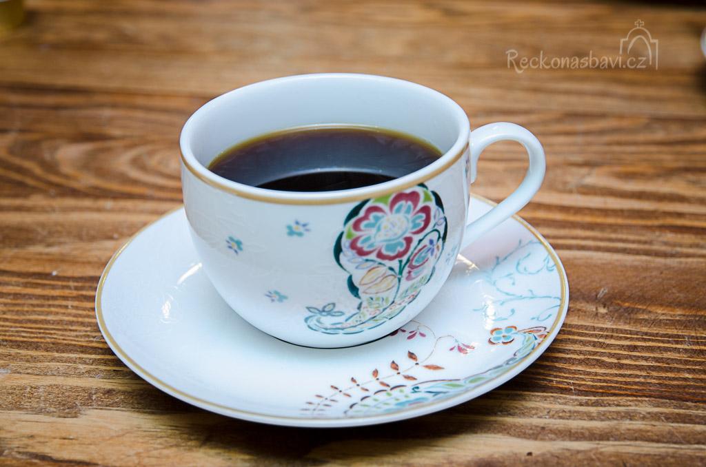 ke každému dobrému ránu patří šálek pořádné řecké kávy...
