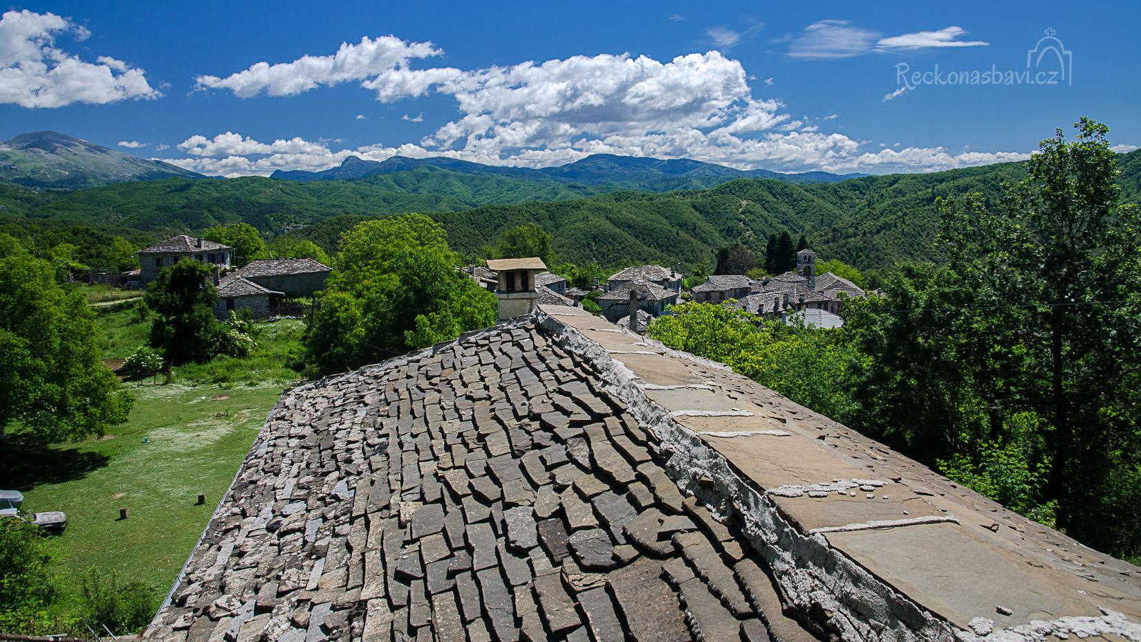 zapomenutý kus ráje v severní části pohoří Pindhos... To je ZAGORI...