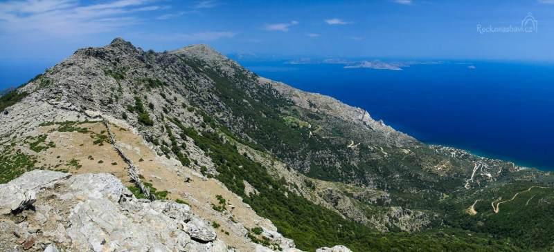 Atheras ridge