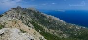 stezka po Atheras ridge nabízí famózní výhledy