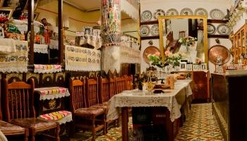 pokoj pro hosty se spoustou rodinných vzpomínek