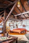 Tenhle hotýlek nabízí nádherné pokoje v tradičním stylu.