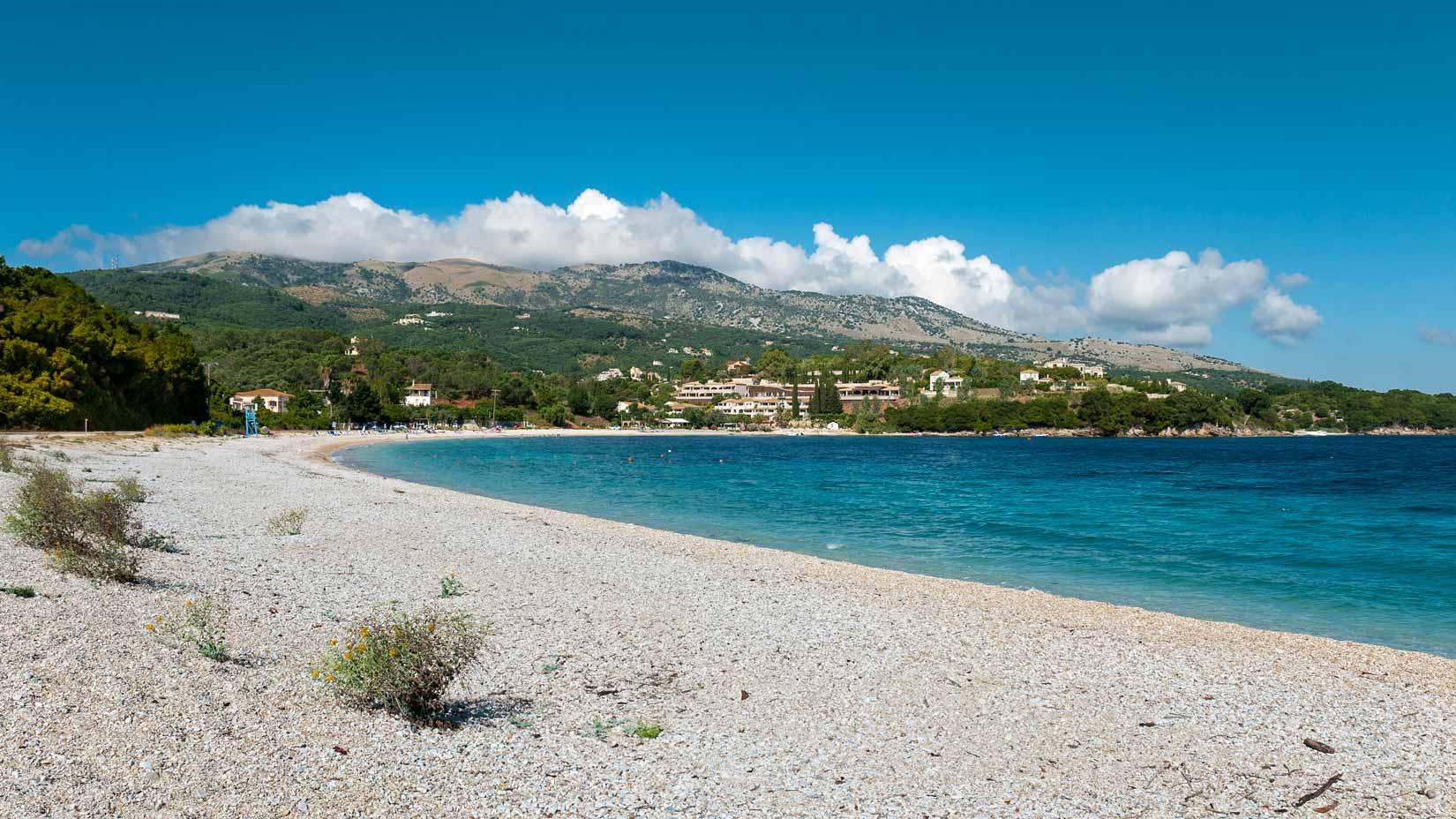 Pláž Avlaki