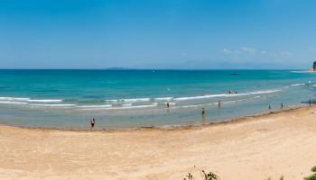 Pláž Agios Stefanos