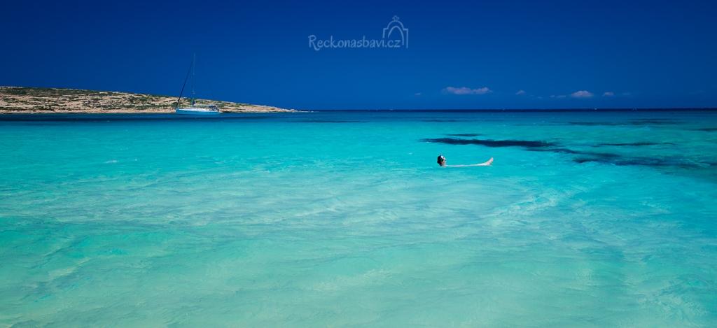 Pori beach - koupání jako v Karibiku!