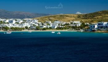 Vítejte na ostrově Pano Koufonissi!
