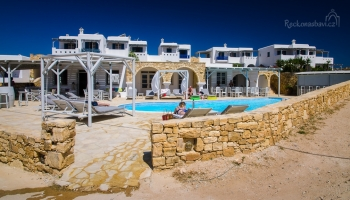 Paradise resort - to by byla romantika, že jo? :)