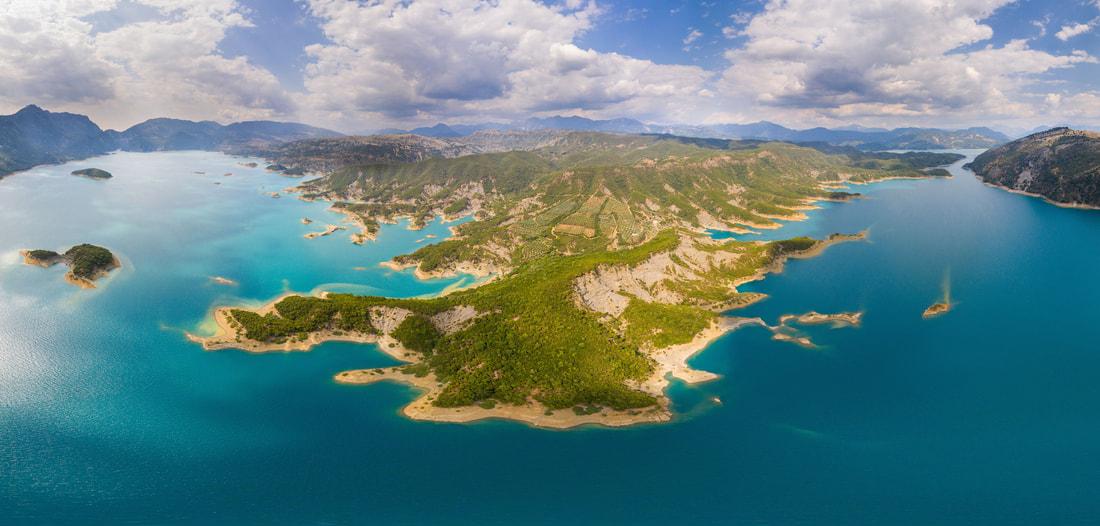Norské fjordy v Řecku? Ano, ty tam také máme!