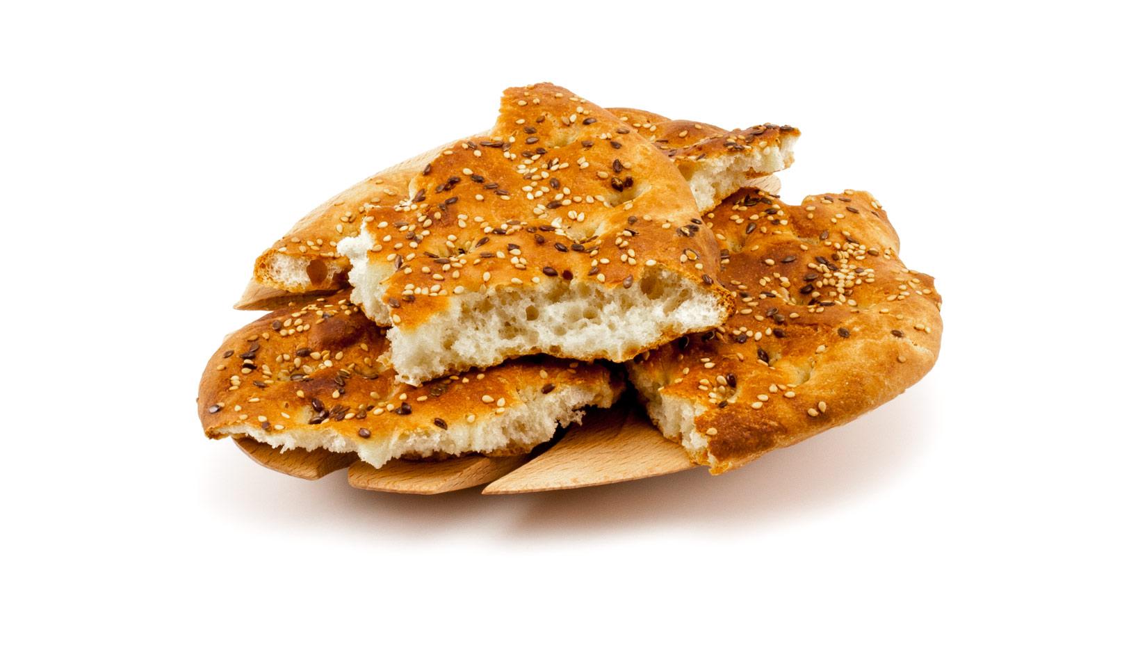 Chléb je díky dobře vykynutému kvásku pěkně vzdušný a nadýchaný