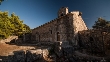 klášter Agios Ioanni - Rodaki
