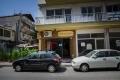Ve městě Aridaia si Giorgos, který bydlel dříve u nás v Jeseníku otevřel obchod s českými a ruskými potravinami.
