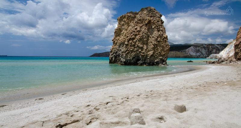 písečná pláž Firiplaka