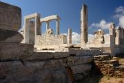 chrám bohů Apollona a Demeter nedaleko Ano Sagri (foto: Radek66)