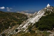 dechberoucí výhledy při cestě z Filoti do osamělé vesničky Danakos (foto: Radek66)