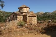 Panaghia Damniotissa za vesničkou Halki (foto: Radek66)