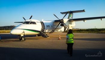 z Athén na Naxos doletíte s Olympic Airlines za krásných 50 minut!