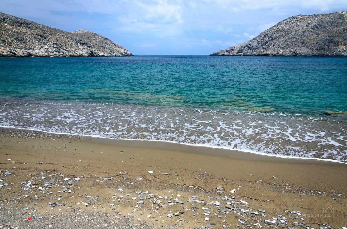 moře krásně klidné