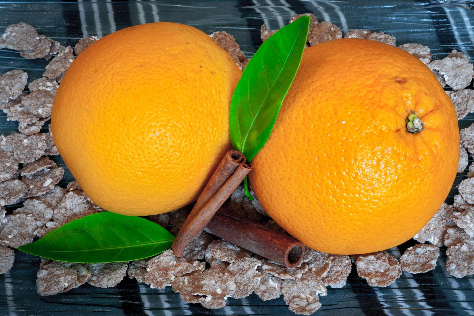 Pomeranče a skořice - dvě základní chutě portokalópity