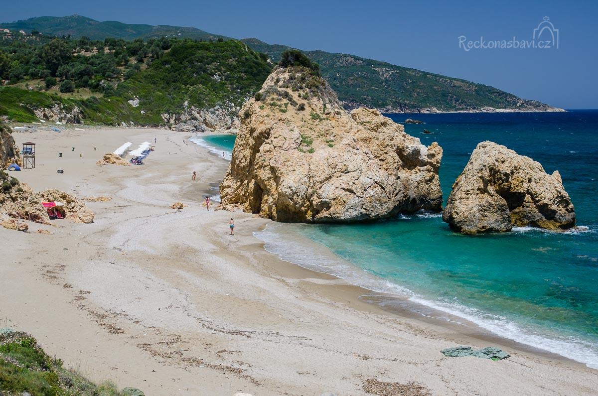 Potistika beach v celé kráse