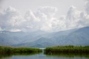 výhled na Mt. Varnous na východě