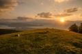... západ slunce bez lidí. Vzpomínáme na Santorini, že bychom tam určitě nechtěli teď být :)))) ...