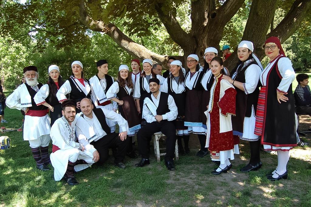 Den národnostních menšin v Lužánkách