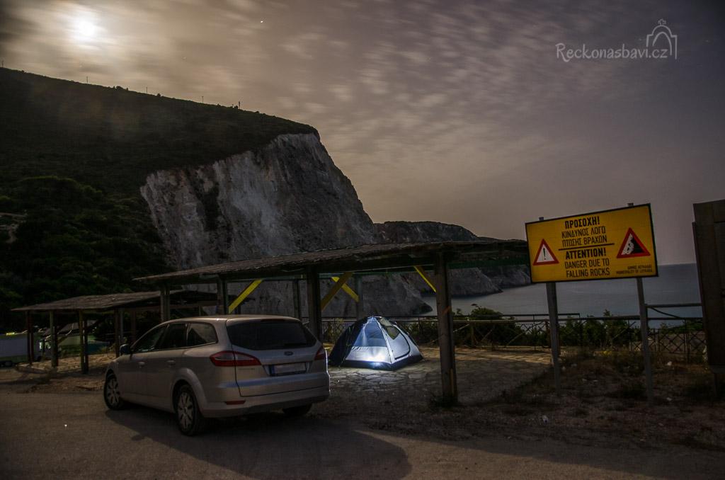 Lefkáda - pláž Porto Katsiki