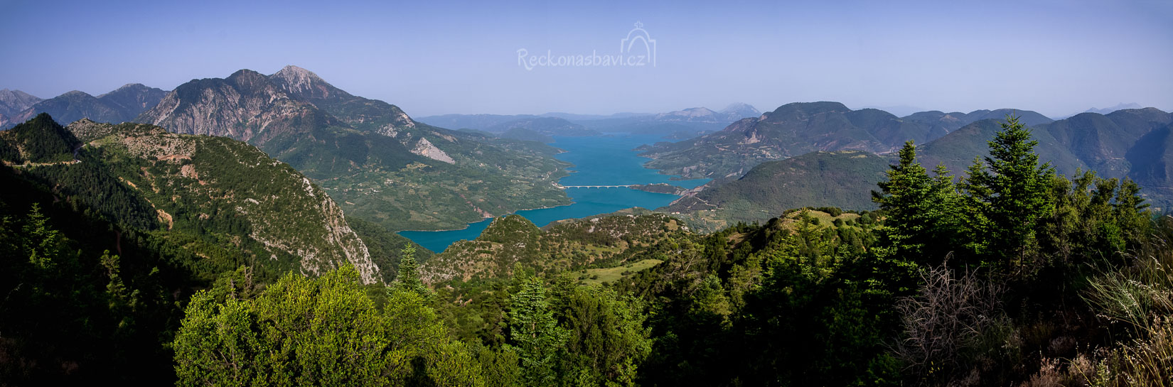 Kremasta lake - Evritania