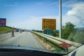 Jižní Srbsko - najíždíme na úplně novou dálnici na Vranje